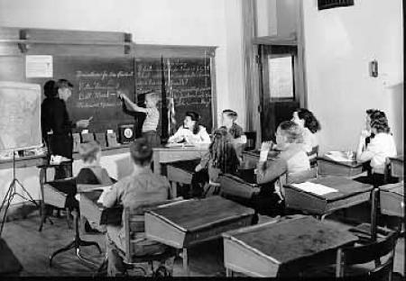 Sabin classroom