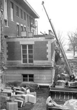 Strairwell construction