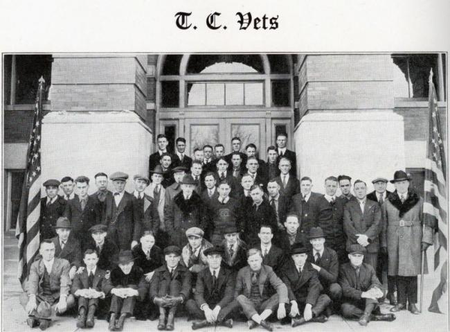 T. C. Vets