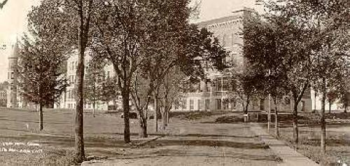 Lang Hall