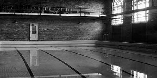 West Gym pool