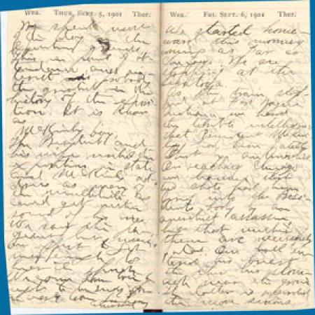 Wright journal