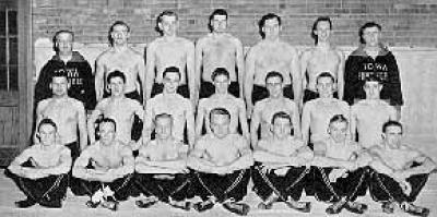 1950 Wrestling