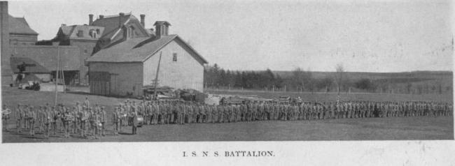 Iowa State Normal School Battalion
