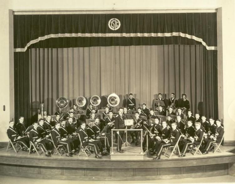 ISTC Concert Band, 1930.