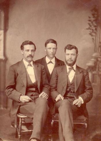 John J., Frank Newell, and Homer H. Seerley