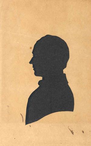 Albert Merchant silouhette