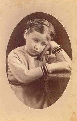Kate Merchant about 1870