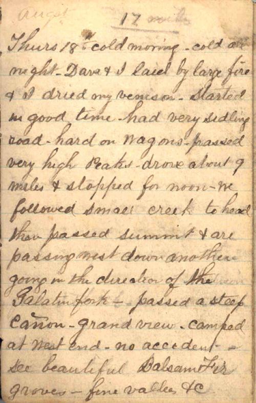Seerley journal, page 103