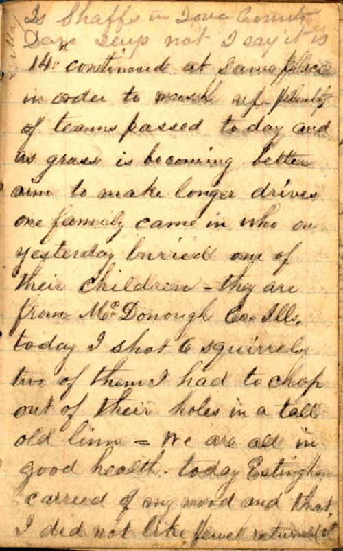 Seerley journal, page 15