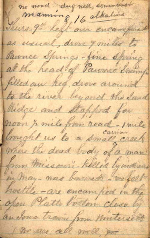 Seerley journal, page 41
