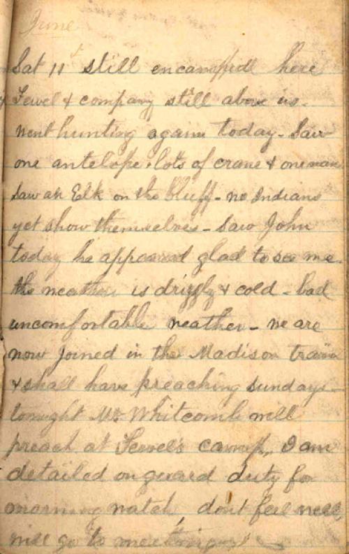 Seerley journal, page 43