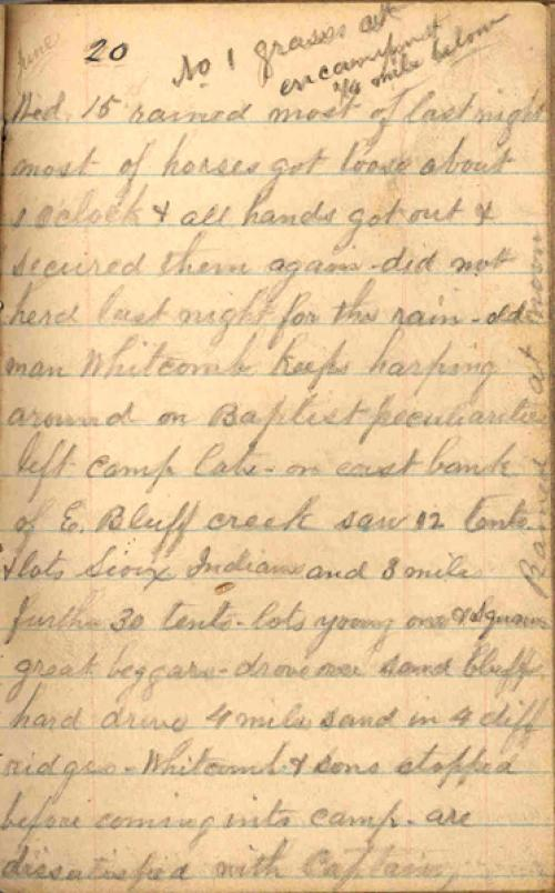 Seerley journal, page 47
