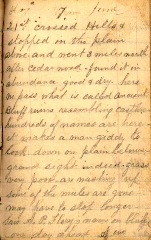 Seerley journal, page 53