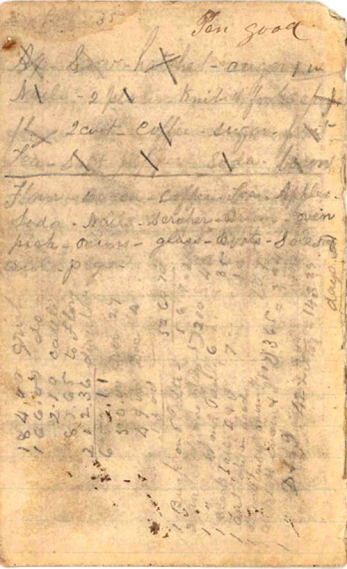 Seerley journal, page 2