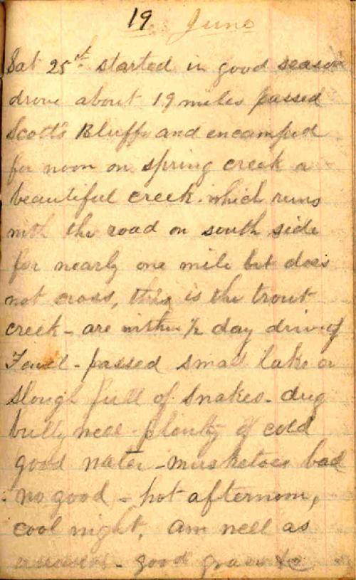 Seerley journal, page 57