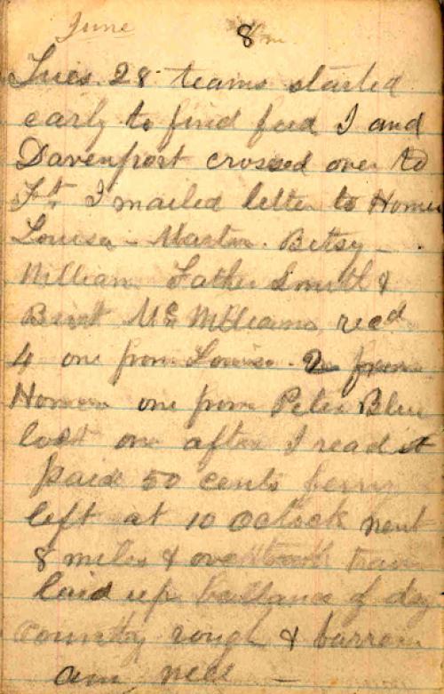 Seerley journal, page 60