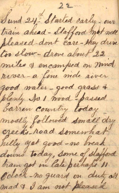 Seerley journal, page 82