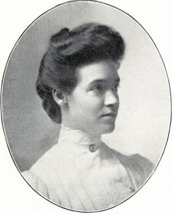 Sybil A. Lincoln, 1906