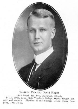 Warren E. Proctor