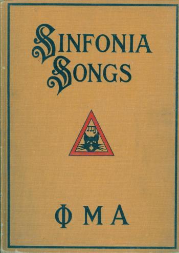 Phi Mu Alpha songbook