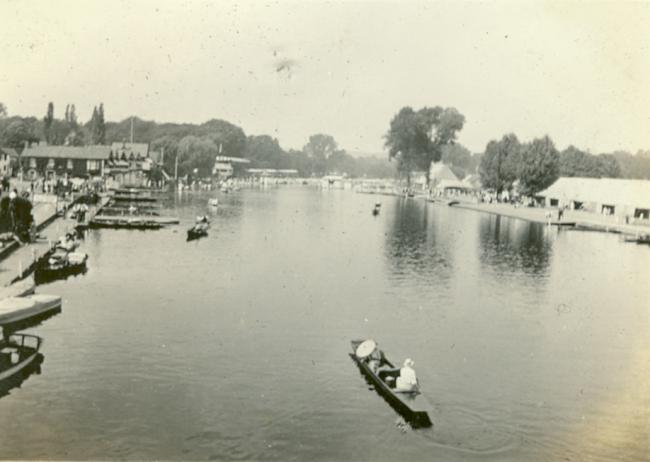 Henley Regatta, July 4, 1934