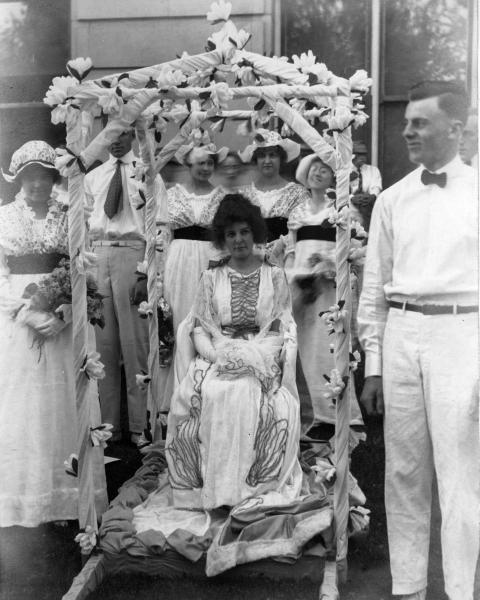 Ireme Simpson, 1915