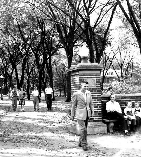 Gateway in the 1950s