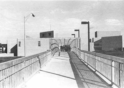 Hudson overpass