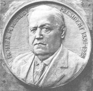 Seerley medallion