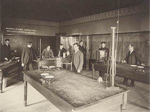Physical science laboratory, 1905.