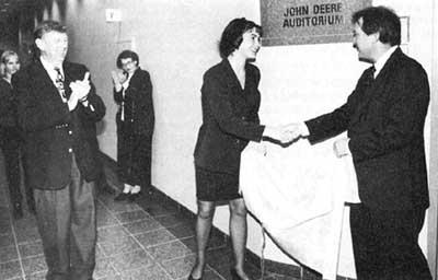 John Deere Auditorium