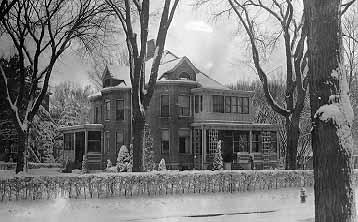 President's Cottage