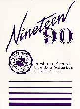 Freshman Record