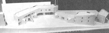Hillside model