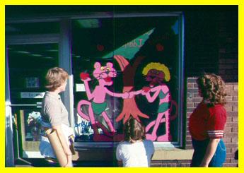 HC window painting