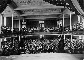 Lang auditorium