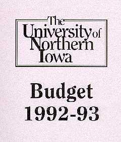UNI budget