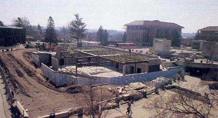 Union Expansion construction