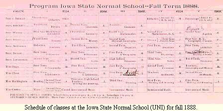Oldest classes