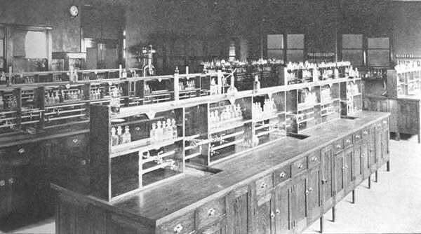 Chemical lab