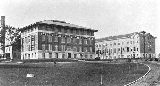 Lab building