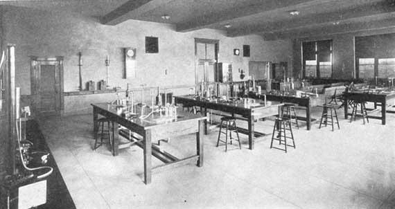 Elementary physics lab
