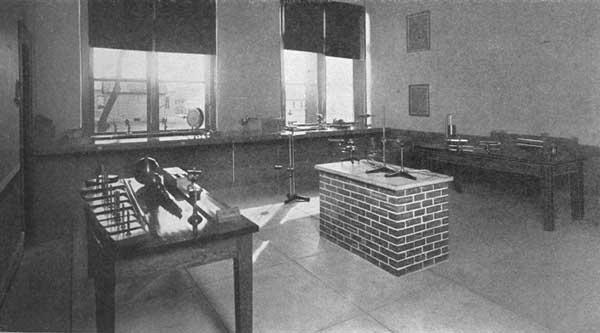 Light and sound lab