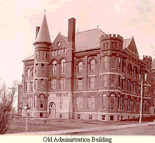 Old Administration Building