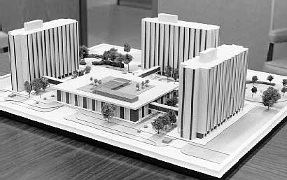 Towers complex model