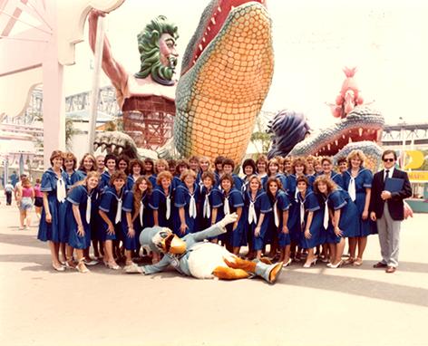 Women's Chorus World's Exposition
