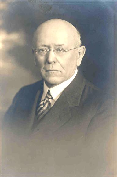 Frank Ivan Merchant.