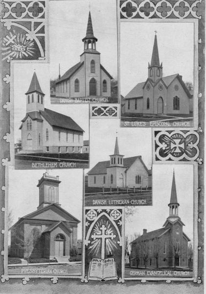 Cedar Falls churches