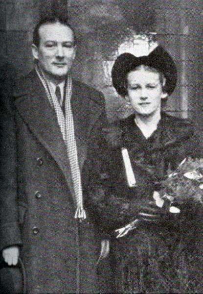 Fred and Dorothea Peters Kaltenbach